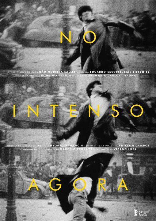 巴西人若奥•莫雷拉•萨勒斯反思中国文革及60年代乌托邦思潮的纪录片《此刻激情》(No Intenso Agora)2017年11月来加拿大参赛第20届蒙特利尔纪录片电影节。