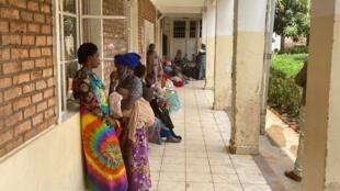 À l'hôpital de Panzi, à Bukavu (Sud-Kivu), les victimes sont de toutes les communautés.