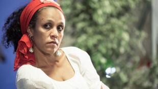 "Ubah Cristina Ali Farah, Somali novelist and author of ""Jujube"""