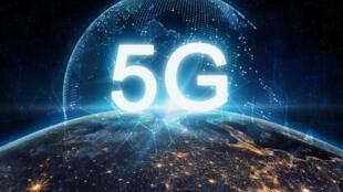 關於5G報道圖片