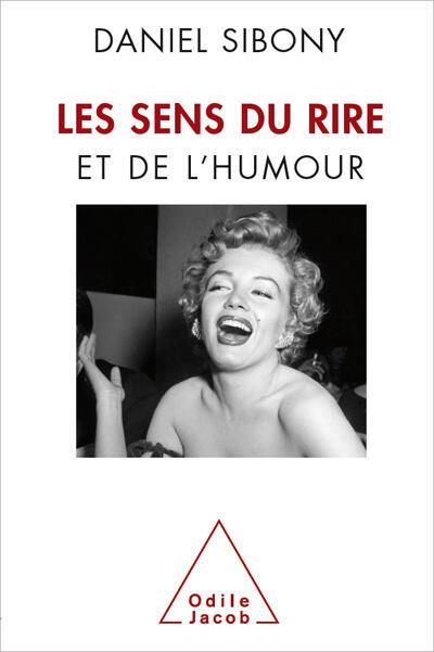 """ក្របសៀវភៅ """"Les sens  du rire"""""""