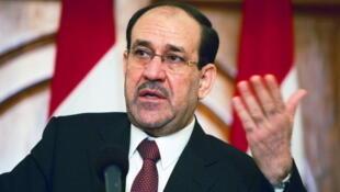 លោកនាយករដ្ឋមន្រ្តីអ៊ីរ៉ាក់ Nouri al-Maliki