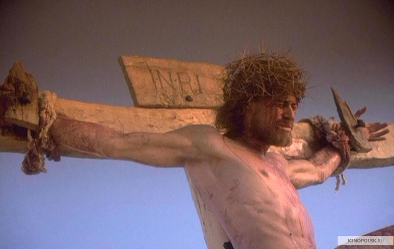 Кадр из фильма «Последнее искушение Христа» Мартина Скорсезе