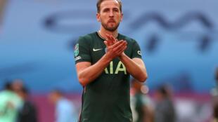 Harry Kane has scored 21 Premier League goals for Tottenham this season