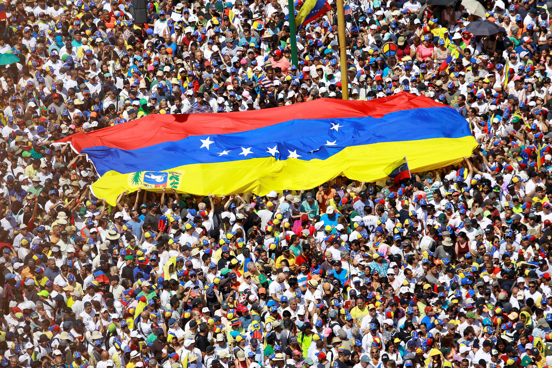 Grupo se reuniu para debater saída da crise na Venezuela
