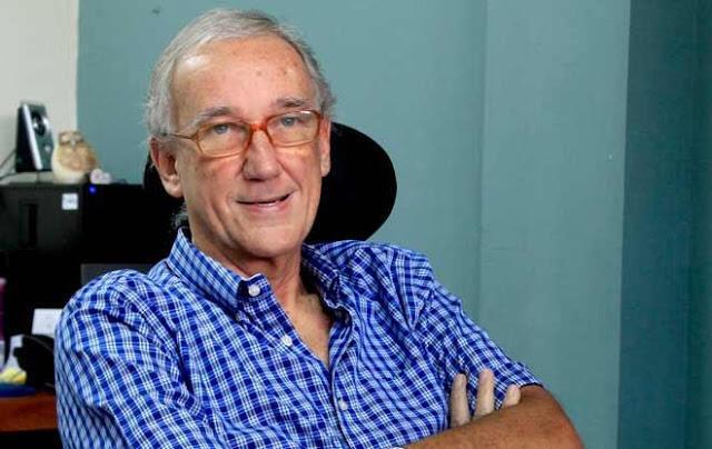 : El padre jesuita José María Tojeira dirige el Instituto de Derechos Humanos de la Universidad Centroamericana, la UCA.