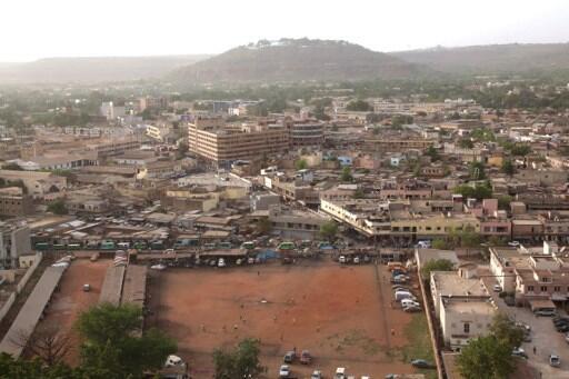 Vue du palais présidentiel à Bamako (image d'illustration).