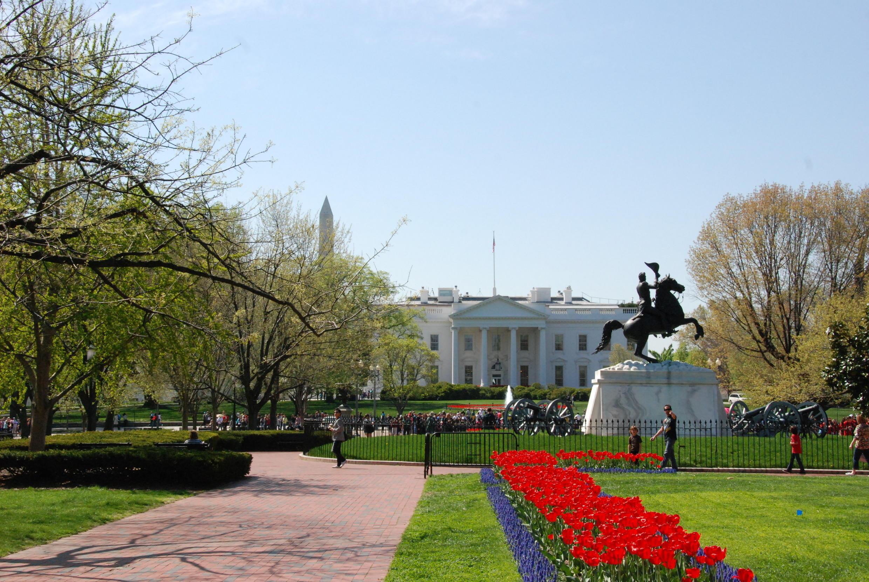 Phủ tổng thống Mỹ - Nhà Trắng - Washington