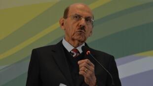 O ex-ministro da extinta Controladoria-Geral da União (CGU), Jorge Hage, em foto de arquivo.