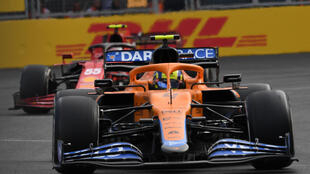 McLaren sign up for Extreme E