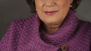 A eurodeputada socialista portuguesa Ana Gomes.