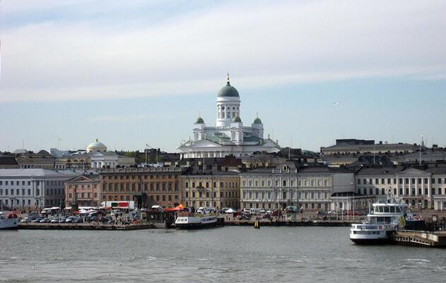 Helsinki (Finlande).
