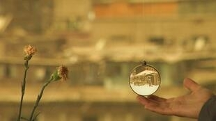 A still of the from In the Last Days of the City by Tamer El Said, set in Cairo, DOP Bassem Fayed