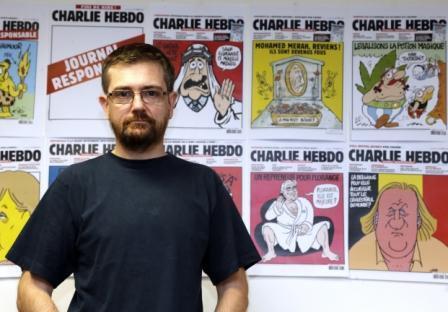 «Je préfère mourir debout que vivre à genoux», disait Charb.