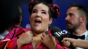 A cantora israelense Netta Barzilai venceu o Eurovisão surfando na onda do movimento #MeToo.