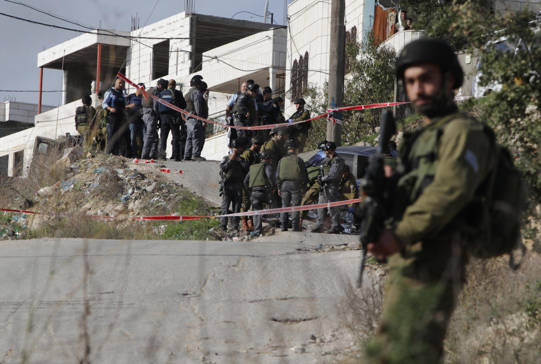 Checkpoints, restrictions de circulation et colonisation israélienne galopante... De nombreux Palestiniens estiment qu'une solution à deux Etats est impossible à mettre en œuvre aujourd'hui.