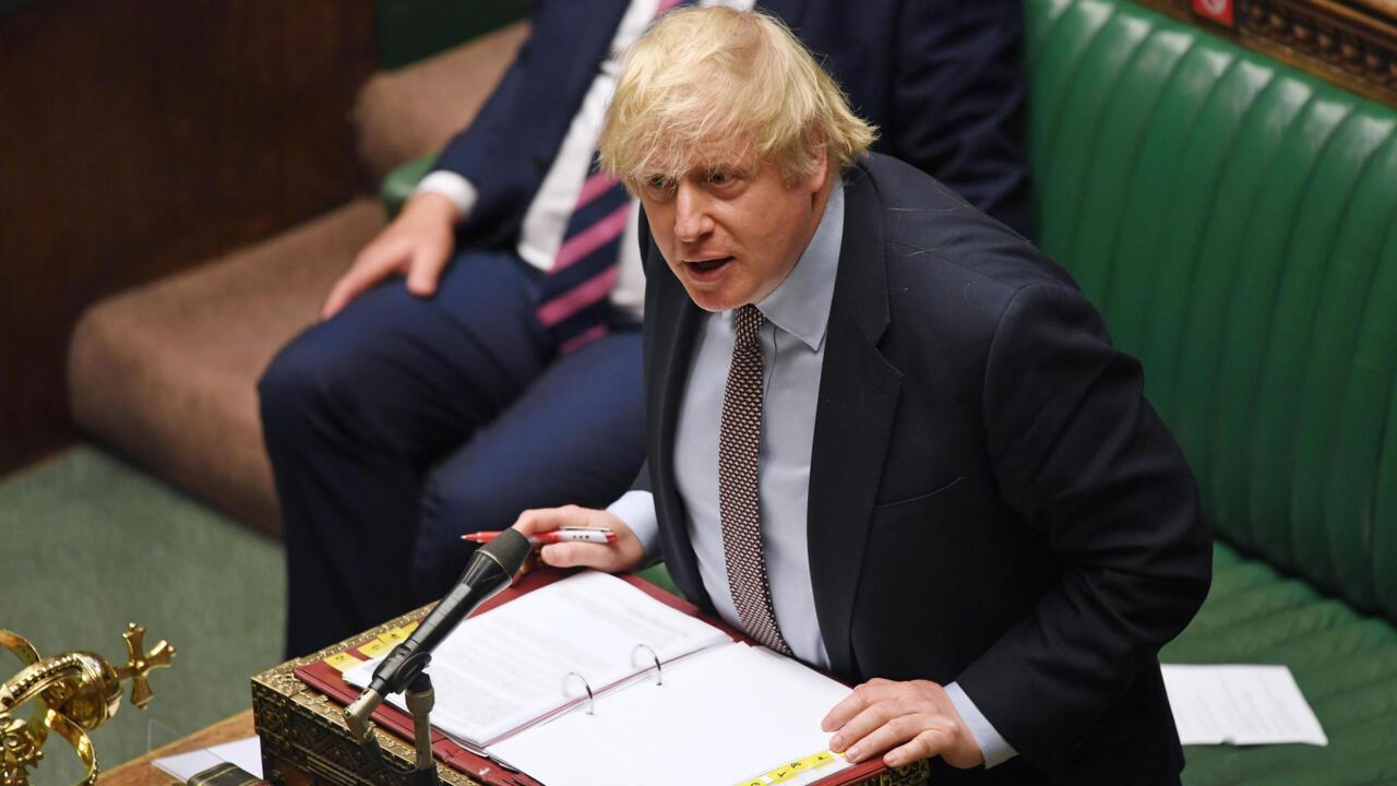 约翰逊:英国须向中国提出香港、病毒来源等严重关切问题
