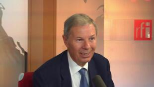 Jean-Marie Guéhenno, président et directeur général de l'International Crisis Group à compter du 1er septembre.