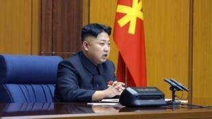 金正恩主持召开中央军事委员会议