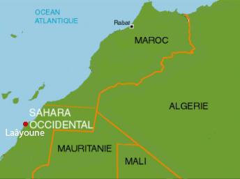 Au Sahara occidental, un jeune de 14 ans a été tué près d'un campement vers Laâyoune.