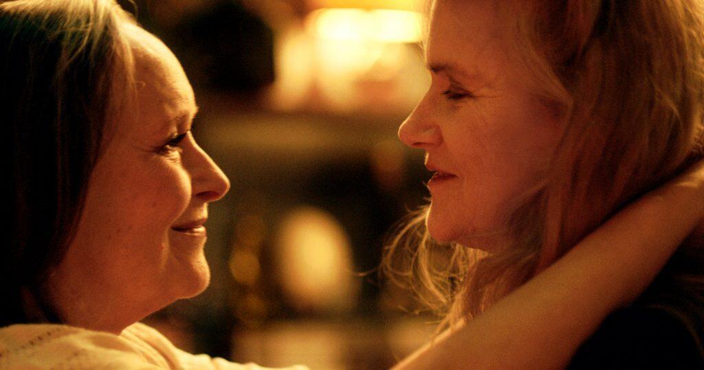 2021-02-10 france film culture deux two of us Martine Chevallier Barbara Sukowa