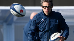 Head coach Fabien Galthé is trying to lead France to their first Six Nations title since 2010.