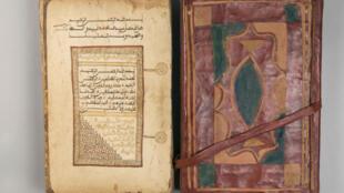 Coran, Afrique de l'Ouest, XIXe siècle, collection Constant Hamès.