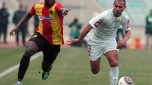 Le Camerounais Yannick N'Djeng.