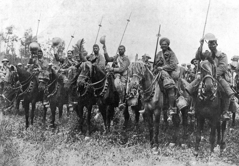 Wasu dakaru da suka fafata a fadan Somme wanda aka yi a yakin duniya na farko a ranar 1 ga watan Yulin shekara ta 1916 1916.