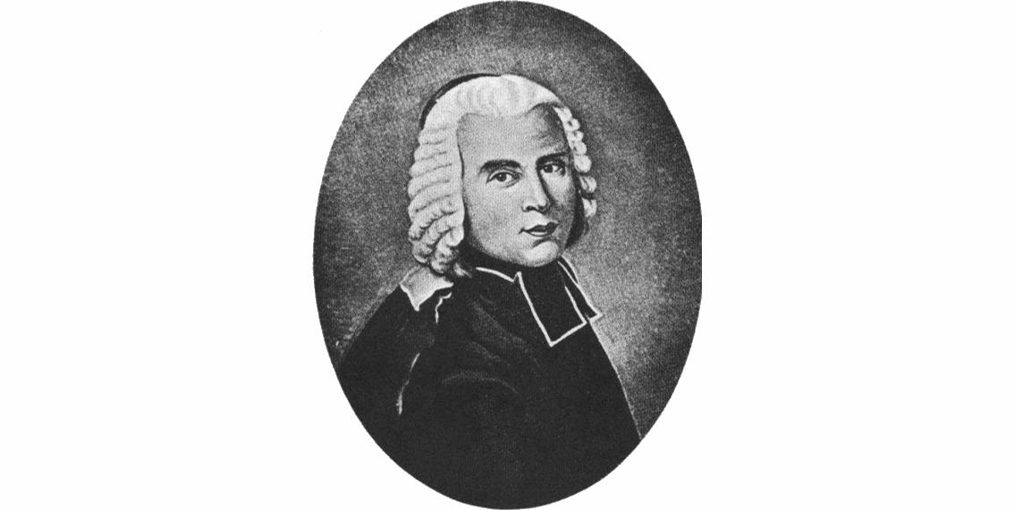 Portrait de l'abbé Nicolas-Louis de La Caille.