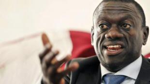 Mgombea wa urais nchini Uganda kupitia chama cha FDC Kizza Besigye