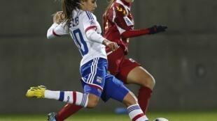 Futebol feminino de alto nível estará presente em S.Paulo