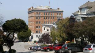 Lãnh sự quán Nga tại San Francisco, ngày 01/09/2017.