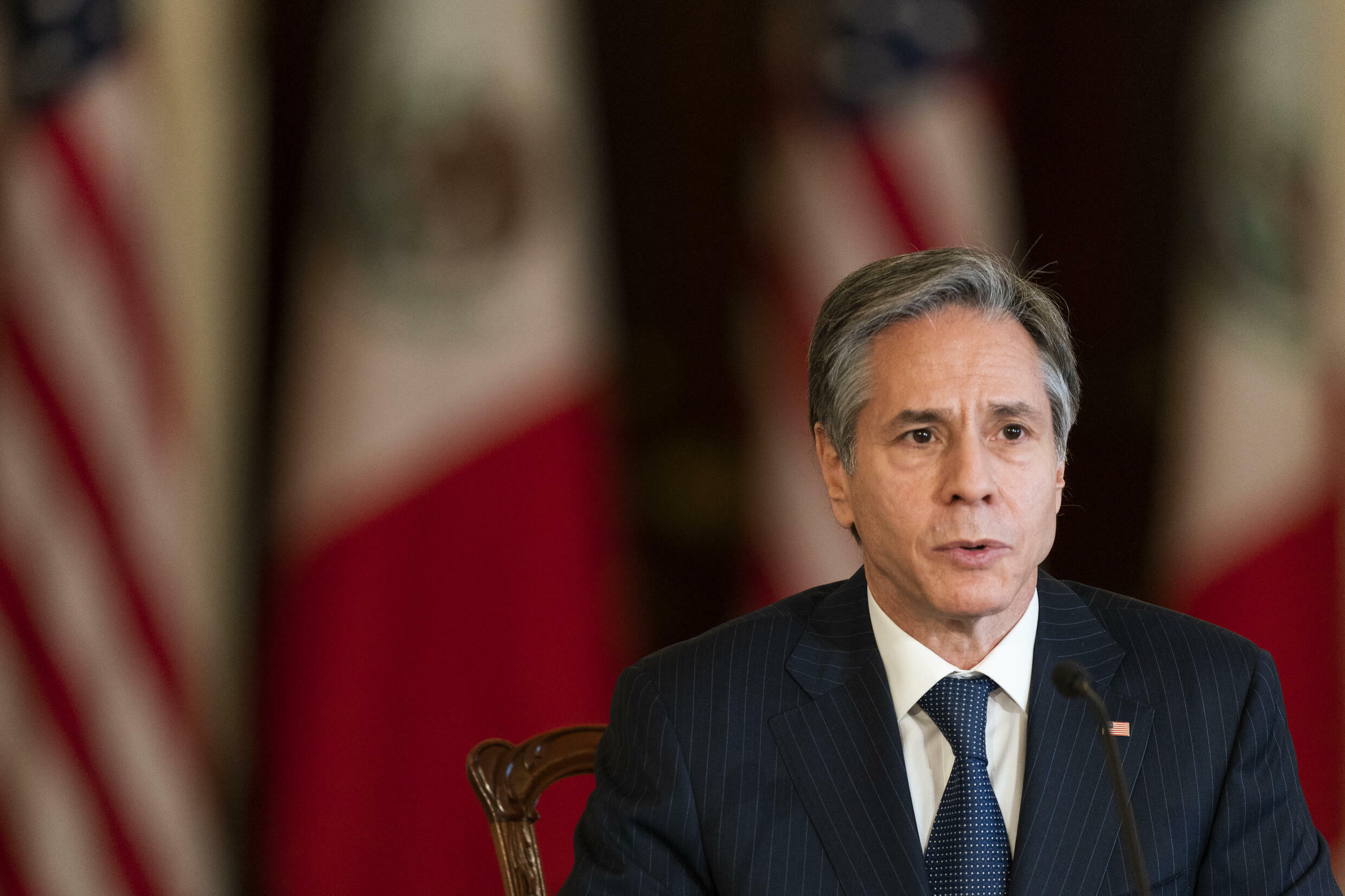 US Secretary of State Antony Blinken is making his first visit to Mexico as the top US diplomat