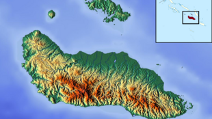 Quần đảo Salomon.