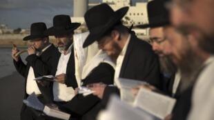 Judeus ultra-ortodoxos.