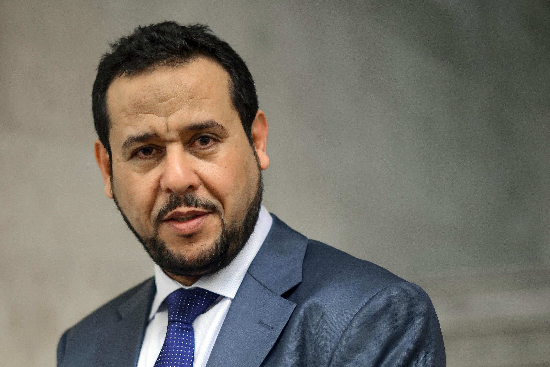 Abdelhakim Belhaj, leader du parti al-Watan et ancien chef du conseil militaire de Tripoli, le 12 août 2015.
