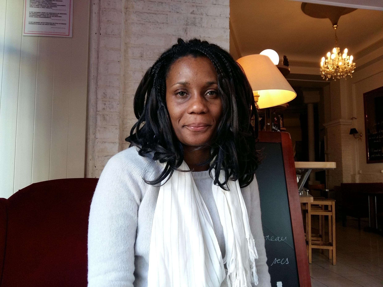 Laïs Ruffu, proprietária do restaurante Cuisine in Bistro, a poucos metros do Bataclan.