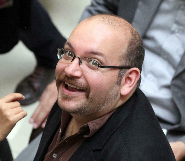 Журналист газеты Washington Post Джейсон Резаян