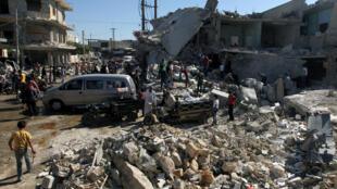 ONU responsabiliza governo da Síria pelo ataque com gás sarin