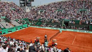 法国网球公开赛球场罗兰加洛斯