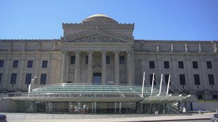 Le Brooklyn Museum of Arts en 2008.