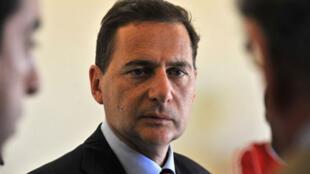 Eric Besson, ministre français de l'Immigration.