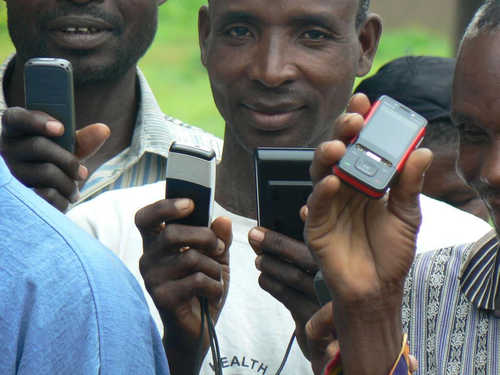 Tecnologia e produtos modernos americanos devem atrair milhões de consumidores africanos.