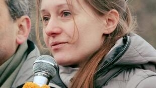 La journaliste russe Svetlana Prokopyeva.