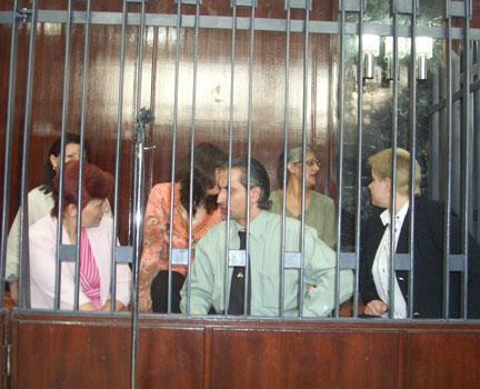 Incarcérés durant sept ans, les infirmières bulgares et le médecin palestinien ont été libérés en 2007.