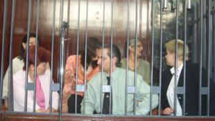 Les infirmières bulgares et le médecin palestinien emprisonnés pour avoir inoculé le virus du sida à 232 enfants libyens avaient été libérés en 2007, après plus de huit ans dans une prison libyenne.
