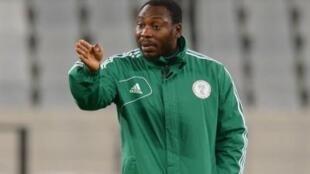 Nigeria Footbal Federation Appoints Amokachi Technical Adviser