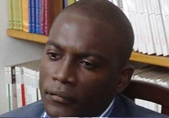 Hans De Marie Heungoup, analyste pour le Cameroun de l'International Crisis Group.
