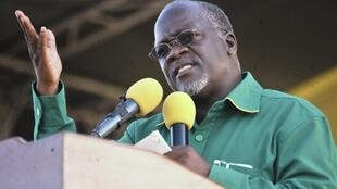 John Magufuli na Jam'iyyar Chama Cha Mapinduzi (CCM)